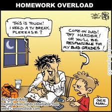 Homework Hassles - Parents