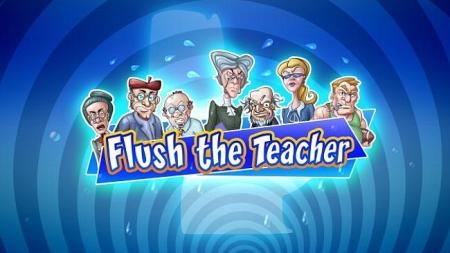 flush the teacher