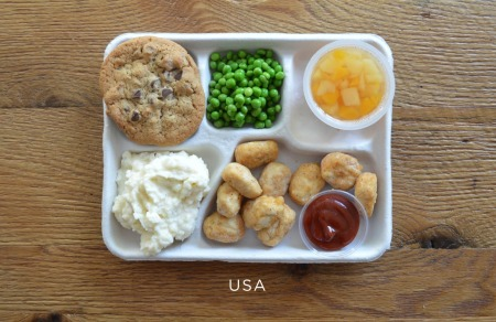 lunches usa
