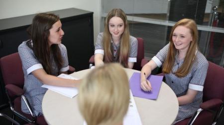 student-interview-teacher