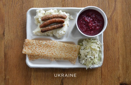 ukraine lunch
