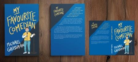 Print - My Favourite Comedian 01 KDP Presentation